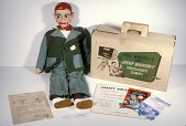 view Jerry Mahoney Toy Ventriloquist Dummy digital asset number 1