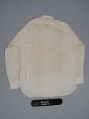 view shirt digital asset: Shirt, back.