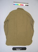view Shirt, Coat Style digital asset: Shirt, back.
