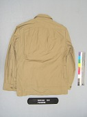 view Model T-54; Coat, Bush Hot/Dry digital asset: Shirt, back.