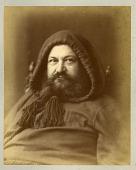 view H. H. Richardson digital asset: Portrait of Henry Hobson Richardson, photograph by George Collins Cox