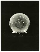 view Atomic bomb explosion digital asset: Black and white photograph of an atomic bomb explosion by Harlold Edgerton