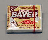 view Bayer Aspirin digital asset: Bayer Aspirin