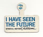 view Futurama World's Fair Pin digital asset: Pin, General Motors Futurama