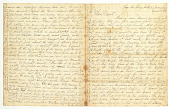 view Whaling Letter from Henry White to Parents, dated December 18, 1858 digital asset: whaling letters