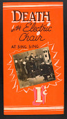 "view ""Death in the Electric Chair at Sing Sing"" Mutoscope Movie Poster digital asset: Mutoscope Poster"