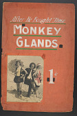 "view ""After He Bought Those Monkey Glands"" mutoscope movie poster digital asset: Mutoscope Poster"