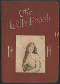"view ""The Little Peach"" Mutoscope Movie Poster digital asset: Mutoscope Poster"