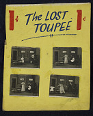 "view ""The Lost Toupee"" Mutoscope Movie Poster digital asset: Mutoscope Poster"