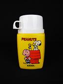 view <i>Peanuts</i> Thermos digital asset: Peanuts thermos