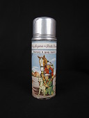 view Roy Rogers and Dale Evans Thermos digital asset: Roy Rogers and Dale Evans thermos