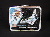 view Space Shuttle Orbiter Enterprise Lunch Box digital asset: Space Shuttle Orbiter Enterprise lunch box