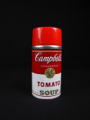 view Campbell's Tomato Soup Thermos digital asset: Campbell's Tomato Soup thermos