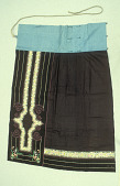 view 1895 - 1905 Chinese American Woman's Skirt digital asset: skirt