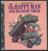view Happy Man and His Dump Truck, The digital asset number 1