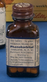 view Preminal Brand of Phenobarbitol Tablets N.F. VI digital asset number 1