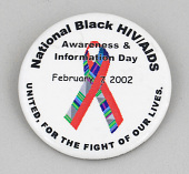 "view button, ""National Black HIV/AIDS Awareness & Information Day"" digital asset number 1"
