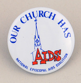 """view button, """"Our Church Has AIDS"""" digital asset number 1"""