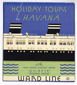 """view Borchure """"Holiday Tours to Havana"""" digital asset number 1"""