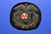 view Cap Insignia, United States Lines digital asset number 1