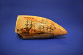 view Scrimshaw - Whale Tooth digital asset number 1
