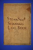 view Logbook for First Transatlantic Steamship <i>Savannah</i>, 1819 digital asset number 1