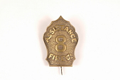 """view Fire Badge """"Assistance Fire Company"""" digital asset number 1"""