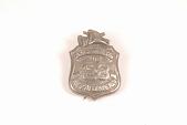 "view Fire Badge ""A.M. Dodge & Co. Fire Department"" digital asset number 1"