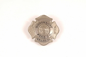 """view Fire Badge """"Brookline Fire Co. Del. Co. Pa"""" digital asset number 1"""