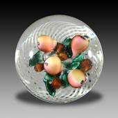 view New England Glass Company Paperweight digital asset number 1
