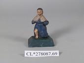 view Kneeling Male Saint digital asset number 1