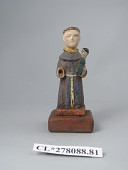 view St. Anthony with Infant Jesus digital asset number 1