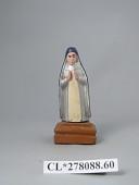 view Standing Nun digital asset number 1