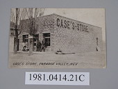 view Case's Store, Paradise Valley, Nevada digital asset: Front.