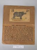 view Infant School Card 18 digital asset: Front.