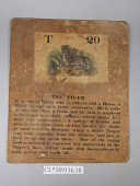 view Infant School Card 20 digital asset: Front.