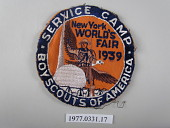 view Boy Scout patch digital asset number 1