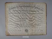 view Judge Robert Herbert Terrell's Harvard Diploma digital asset number 1