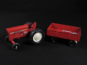 view International Harvester Tractor and Trailer digital asset number 1