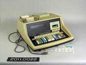 view Wang 600 Electronic Calculator digital asset: Wang 600 Electronic Calculator