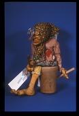 view Baba Yaga Folklorette Puppet by Basil Milovsoroff digital asset number 1