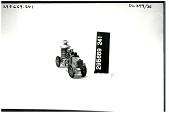 view toy, truck, water pump digital asset: Front.