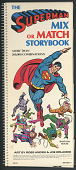 view Superman Mix or Match Storybook digital asset number 1
