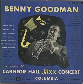 view <i>The Famous 1938 Carnegie Hall Jazz Concert</i> digital asset number 1