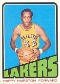 view Happy Hairston Basketball Card digital asset number 1