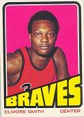view Elmore Smith Basketball Card digital asset number 1