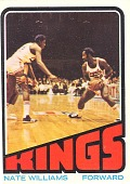 view Nate Williams Basketball Card digital asset number 1