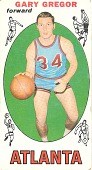 view Gary Gregor Basketball Card digital asset number 1
