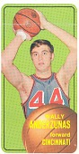 view Wally Anderzunas Basketball Card digital asset number 1