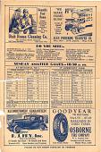 view Bloomer Girls Scorecard, 1931 digital asset number 1